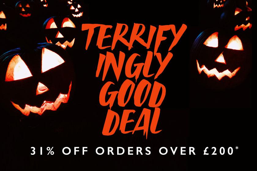 Terrifyingly Good Deal...